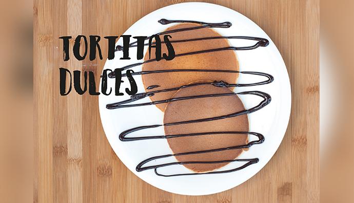 Receta Tortitas